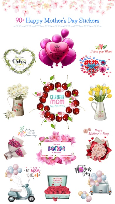 Happy Mother's Day Pack screenshot 1