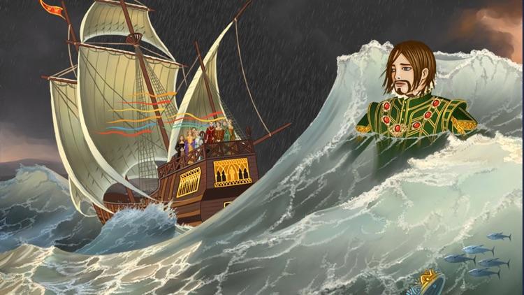 The Little Mermaid Game Book screenshot-4