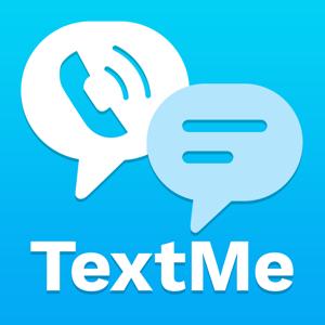 Text Me - Phone Calls + Text Social Networking app