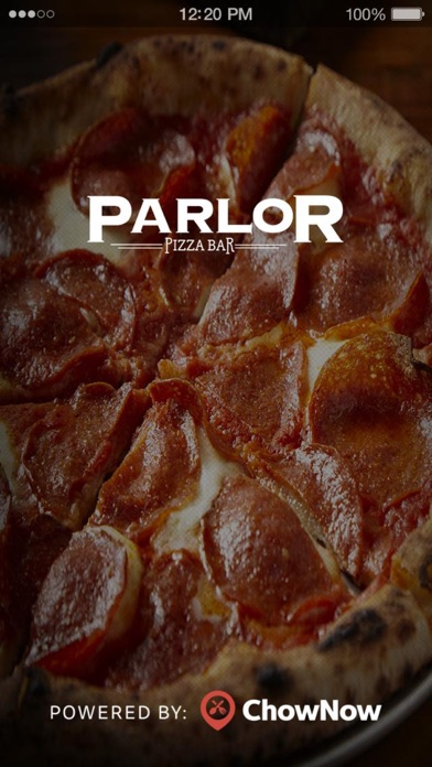 Parlor Pizza screenshot 1