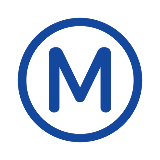 Metro Paris Subway iOS App