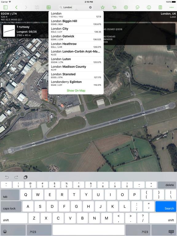 Airports Screenshots