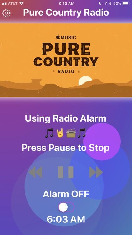 Radio Alarm for Apple Music screenshot-0