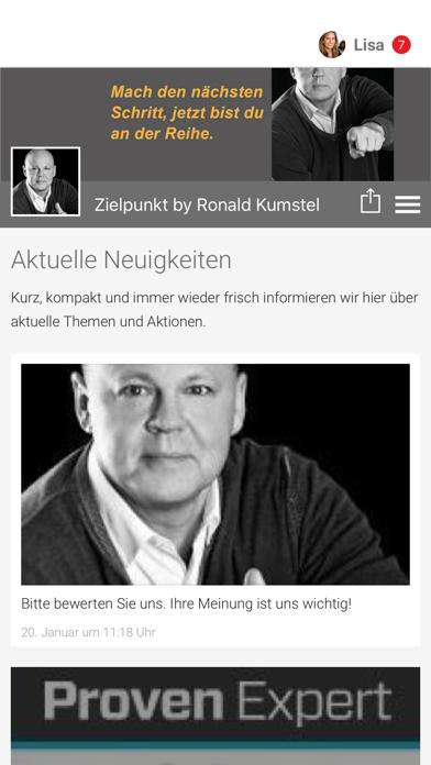 Zielpunkt by Ronald Kumstel screenshot 1
