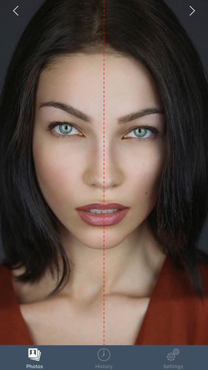 FaceSym - Facial Symmetry Test screenshot-3