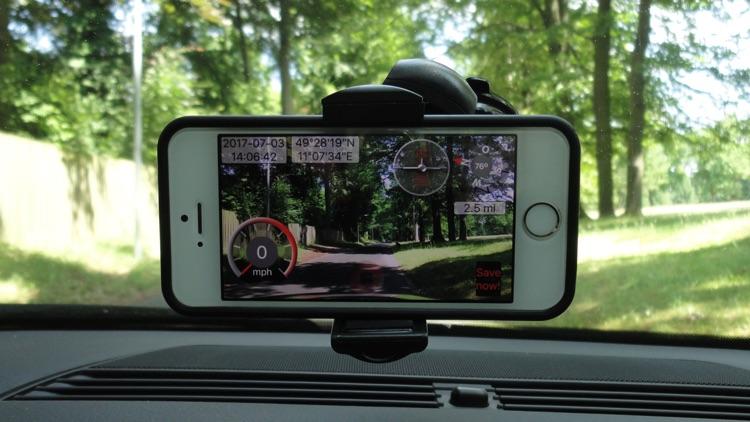 Blackbox Pro - Speedometer screenshot-4