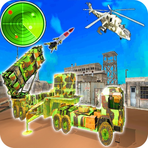Anti Aircraft Patriot Gunner Games