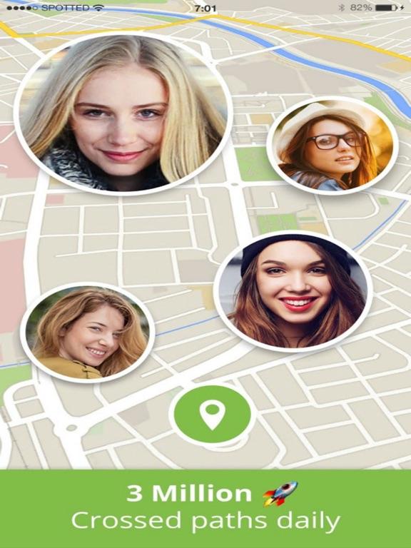 Spotted - meet, chat, date Screenshots
