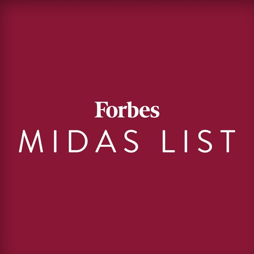 Forbes Midas List icon