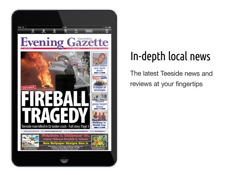 Evening Gazette (Teesside)