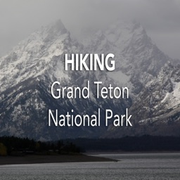 Hiking Grand Teton N. P.