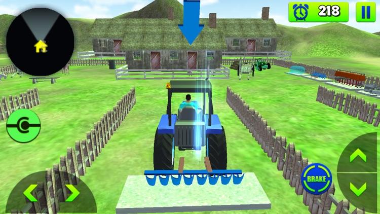 Farming Hero & Machines Simulator