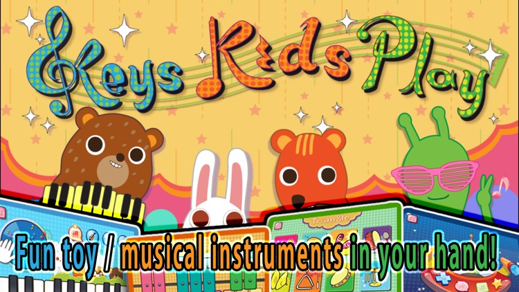 Keys Kids Play screenshot-4