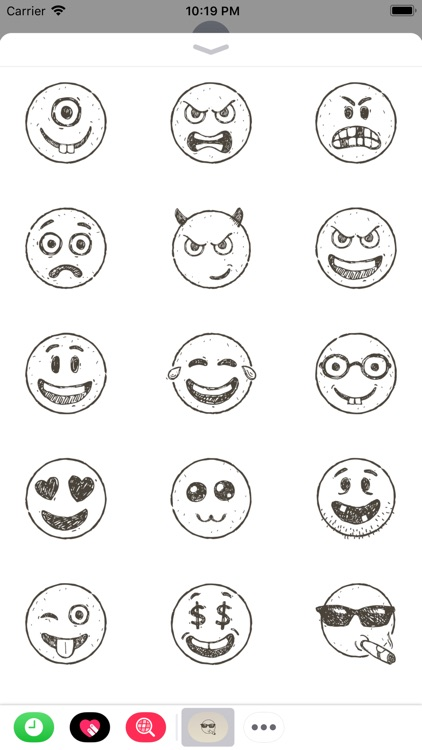 Hand Draw Emojis