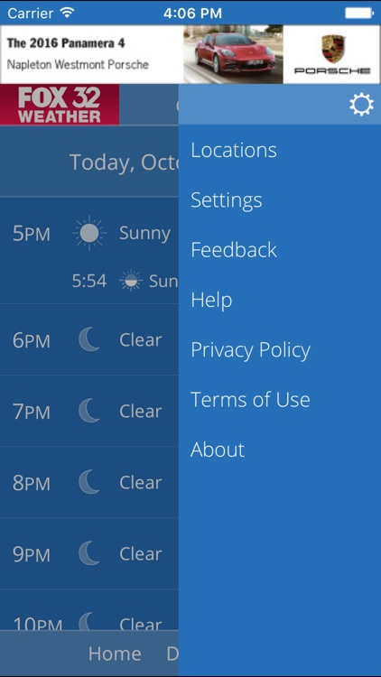 FOX 32 Weather screenshot-4