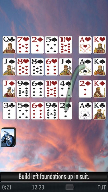 Solitaire 3D. screenshot-3
