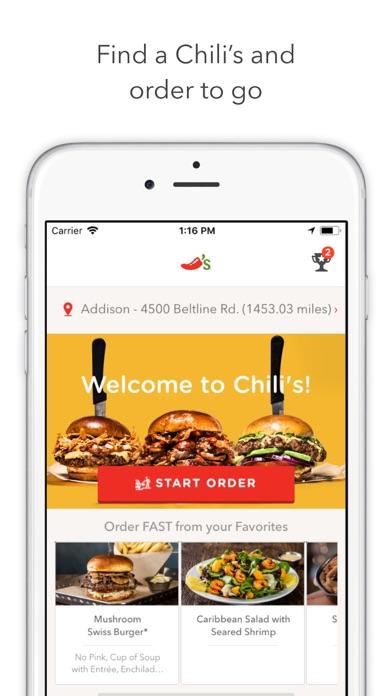 Chilis review screenshots