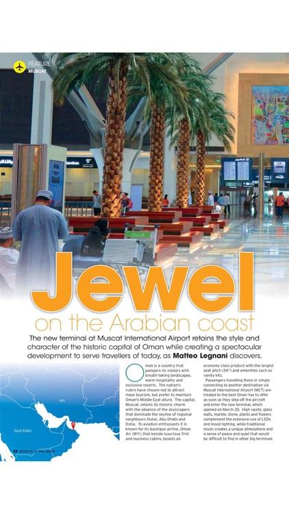 Airports of the World Magazine screenshot-3