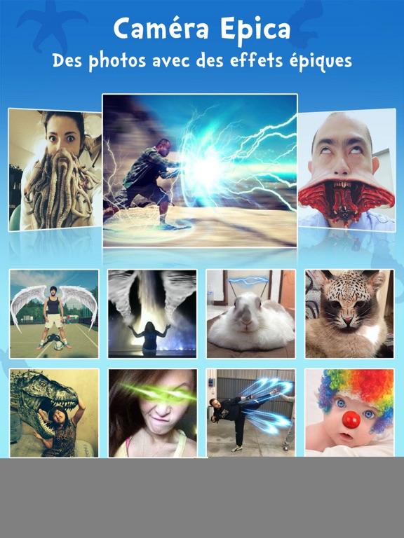 Screenshot #4 pour Epica HD - Caméra épique