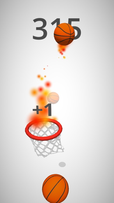 Dunk Hoop screenshot 4