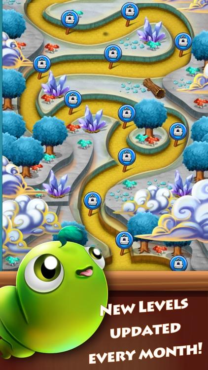 Bugs Crush Giving Games screenshot-3