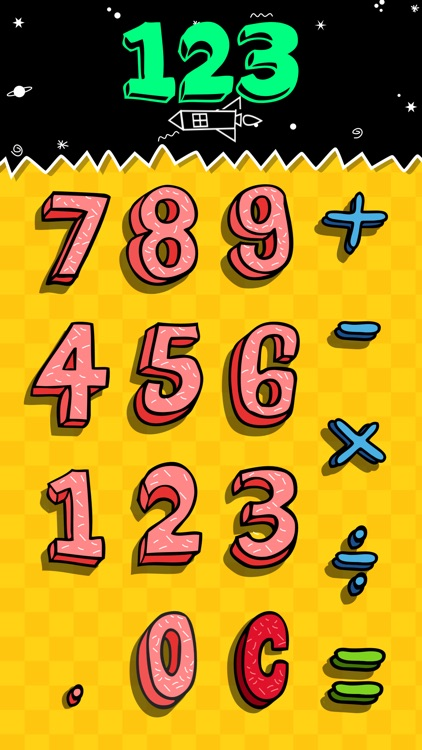 Kid Calculator