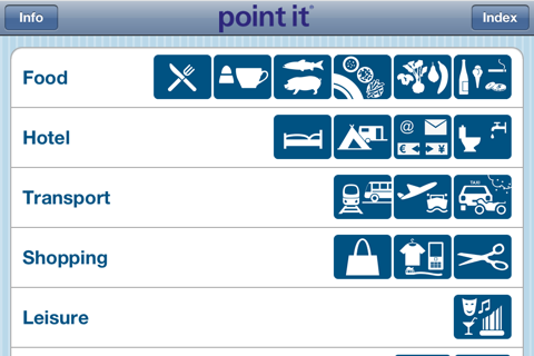 point it App screenshot 2