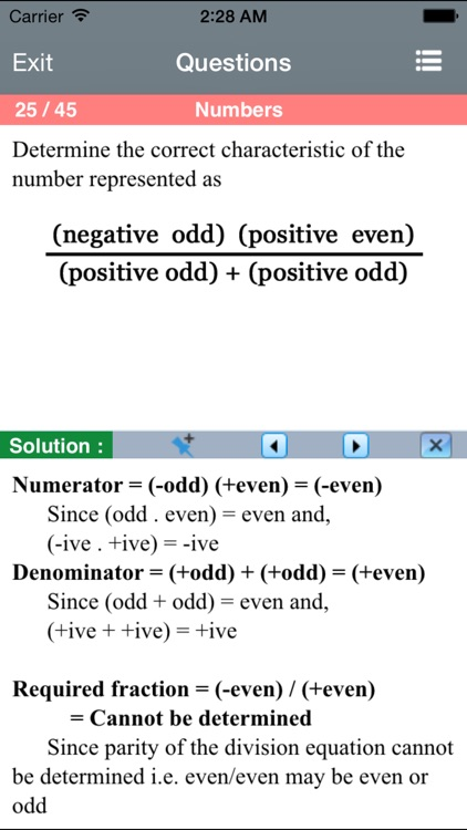 Numbers Operation for ACT ® screenshot-3