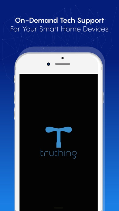 Truthing - Tech Support Screenshot on iOS