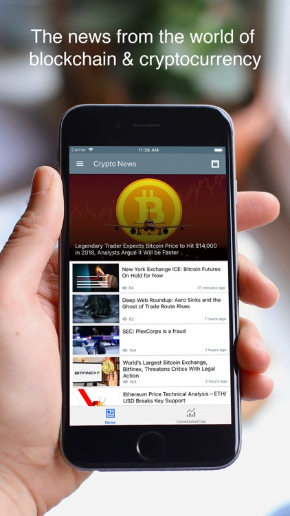 Crypto News (Bitcoin,Ethereum)