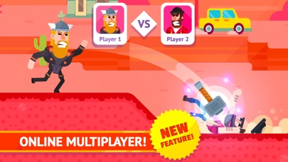 Screenshot for Bowmasters - Multiplayer Game in United States App Store