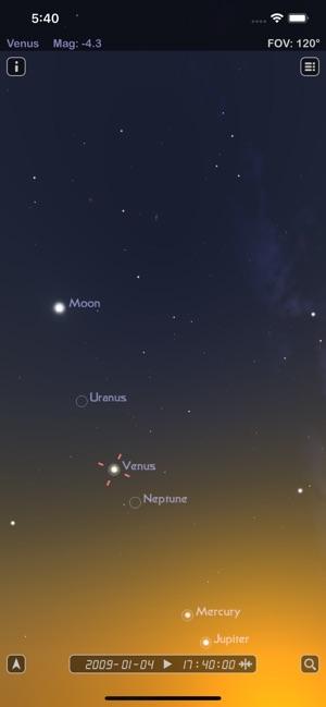 Star Rover - Stargazing Guide Screenshot