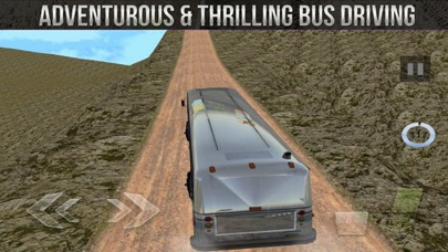 Offroad Bus Driving Skill screenshot two