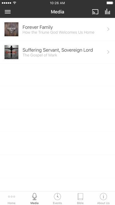 Summit Christian Fellowship screenshot 2