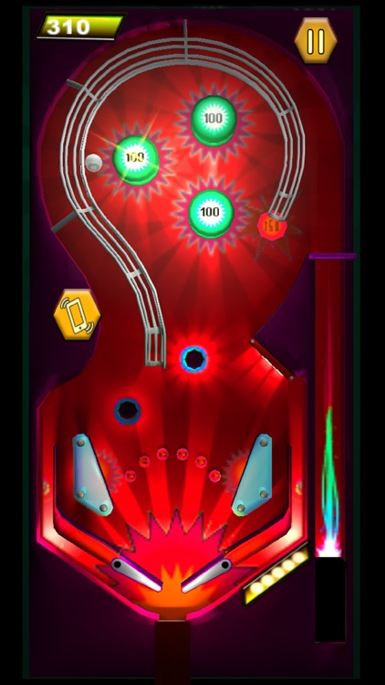 Rock Pinball Star Mania HD Pro screenshot-3