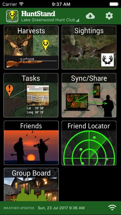 HuntStand app image