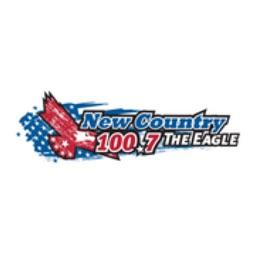 100.7 The Eagle (WEFX FM)