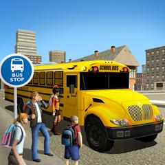 City High School Bus Driving