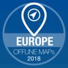 Europe Offline map GPS Navi