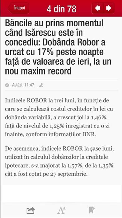 download Ziarul Financiar apps 0