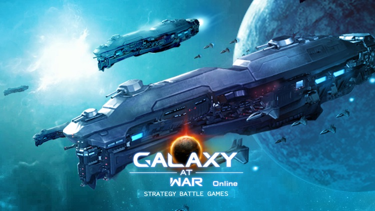 Galaxy At War Online screenshot-4