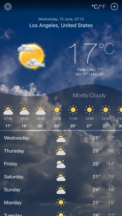 Weather · screenshot-3