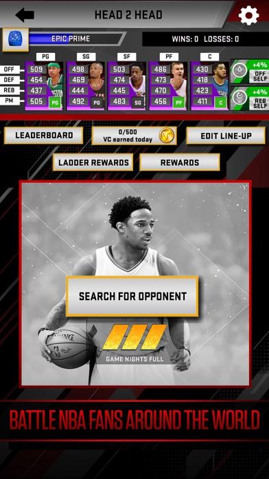 My NBA 2K18 screenshot 2