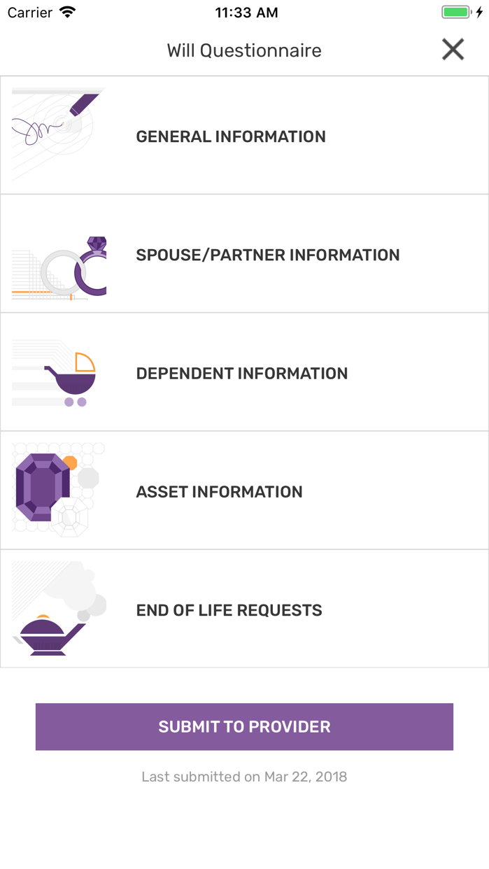LegalShield, Law Firms On Call Screenshot