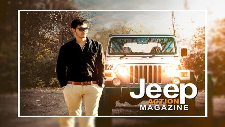 Jeep Photo Editor screenshot-3