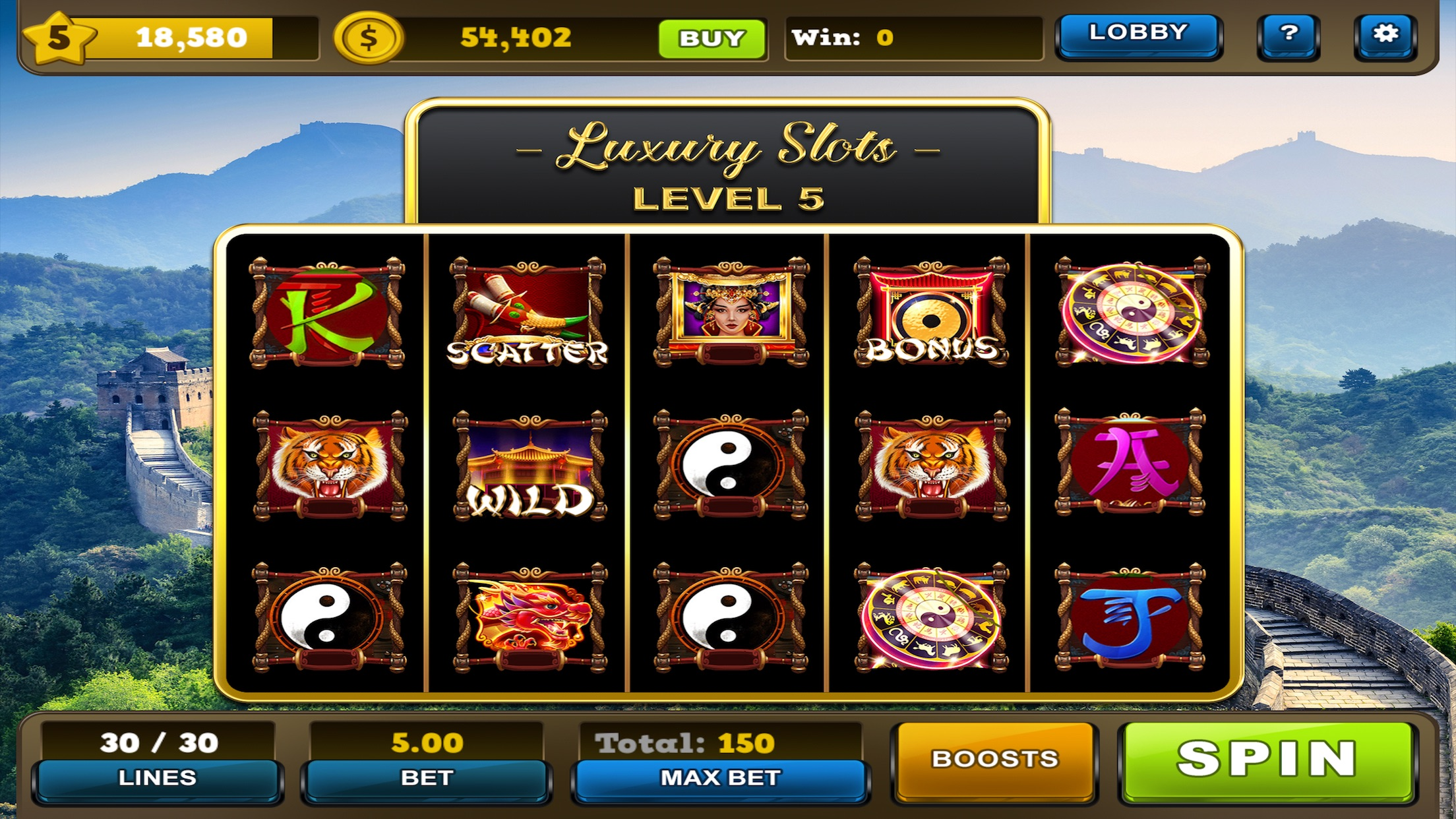 Enjoy Luxury With No Download Legacy Slots