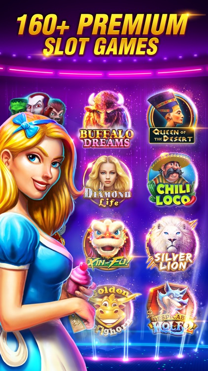 Slotomania: Vegas Slots Casino screenshot-0