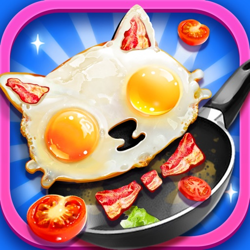 Breakfast Food Recipe 2! iOS App