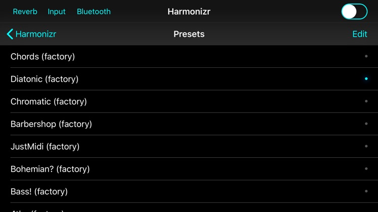 Harmonizr screenshot-3