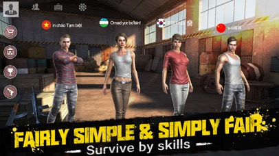 Download Survival Squad:The last one for Pc
